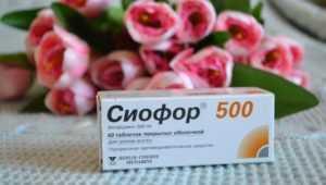 Сиофор принимают до еды или после - дозировка препарата