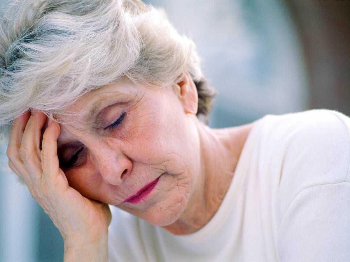 слабость в пожилом возрасте