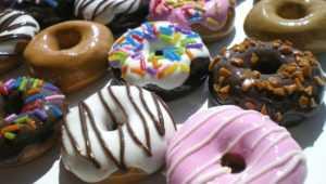 Гликемический индекс сладостей