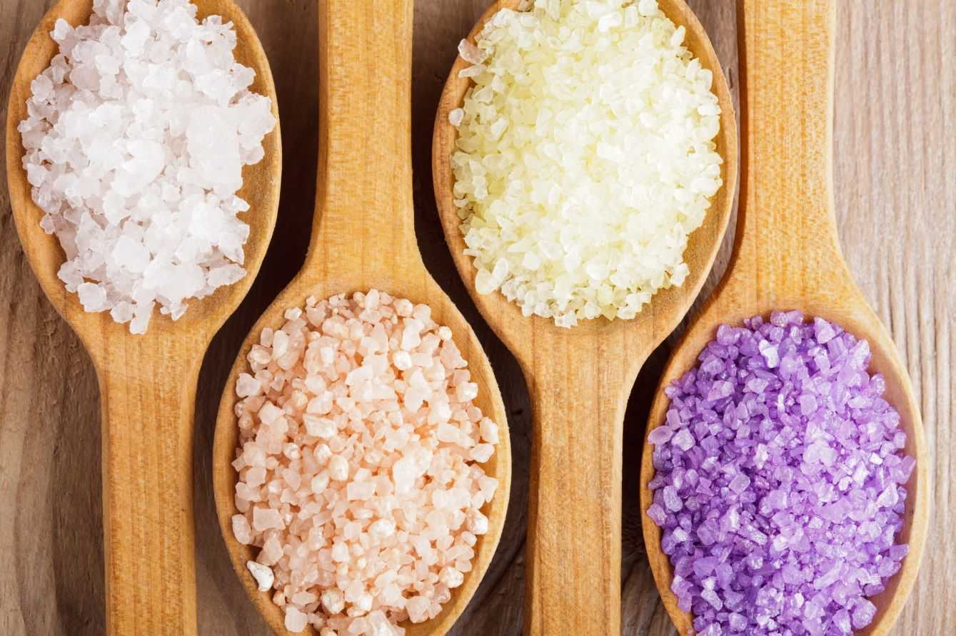 Применение соли в народной медицине