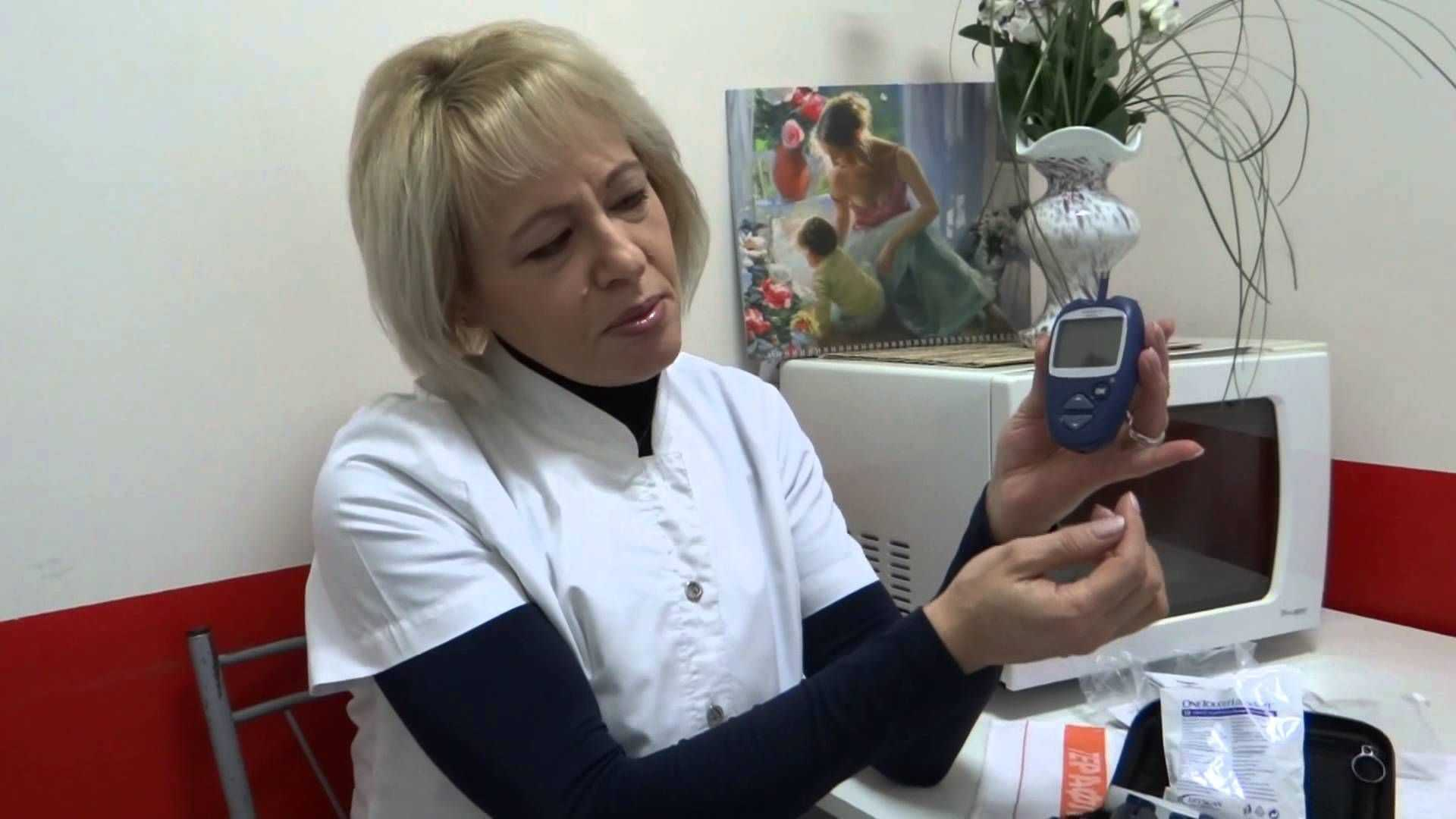 советы врача по глюкометру