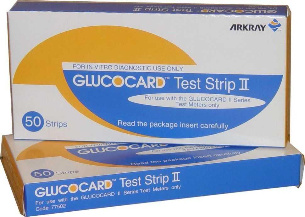 Glucocard