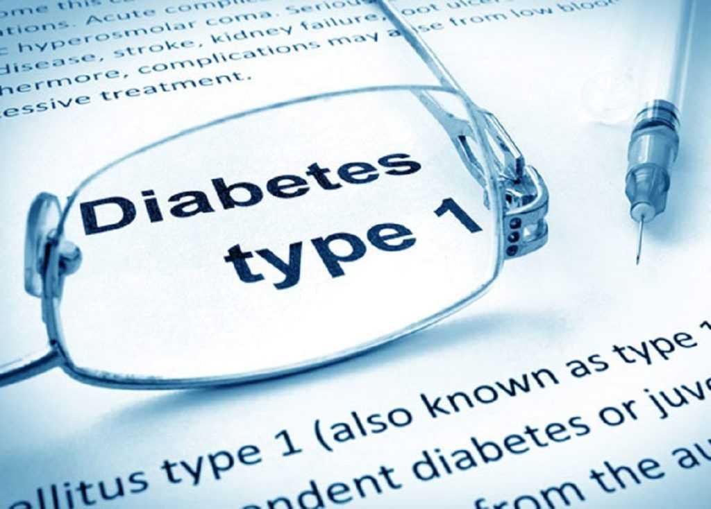 1 тип (инсулинозависимый)