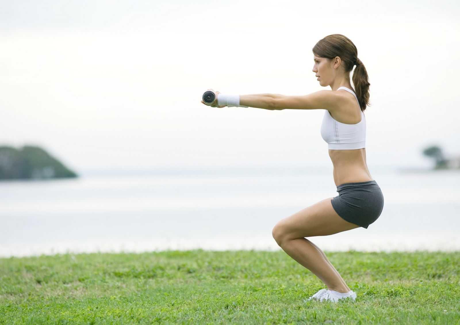 упражнения с гантелями диабетику