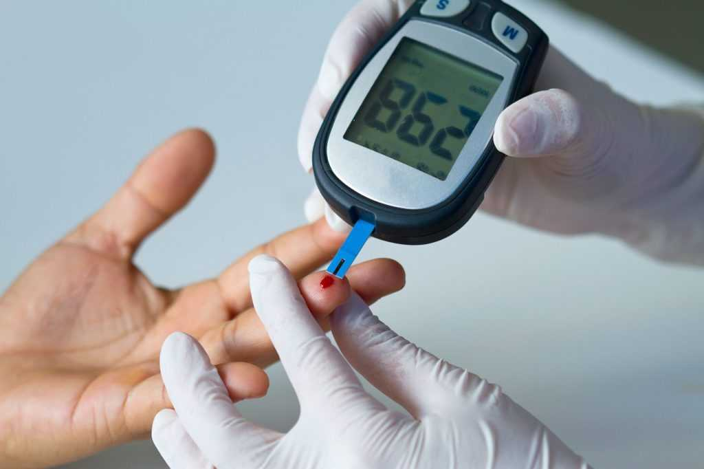 Основные правила при диабете