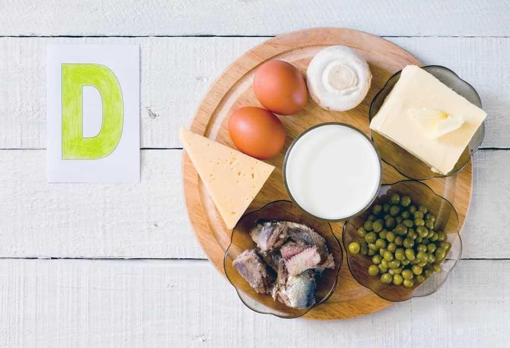 Следить за количеством витамина Д