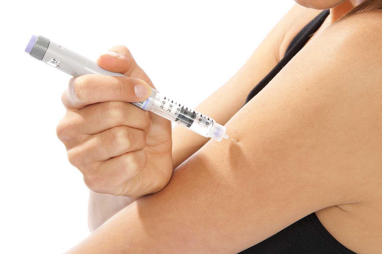 введение инсулина
