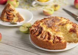Яблочный пирог для диабетиков - рецепт шарлотки диабетической
