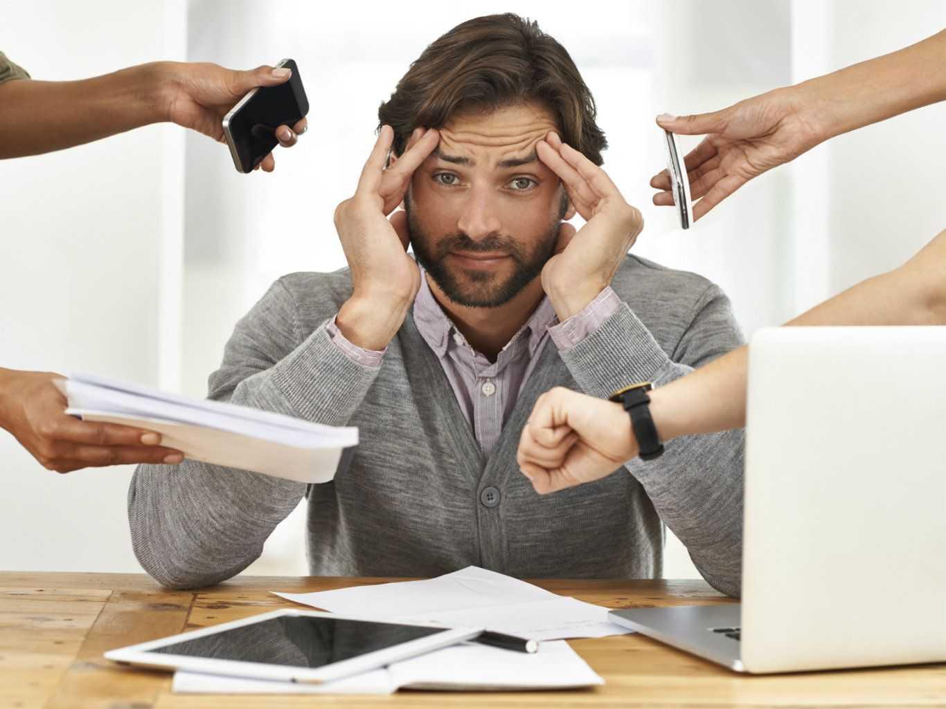 затяжной стресс